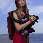 Das Mädchen auf dem Meeresgrund