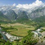WILDES ALBANIEN