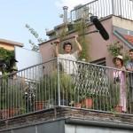 Natur im Garten 2 – Die Katze auf dem heißen Dach